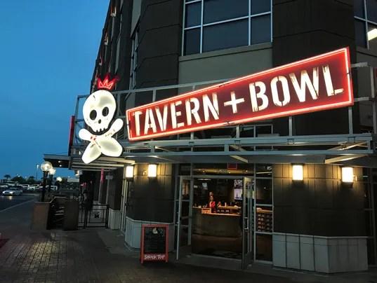 Tavern+Bowl Sign