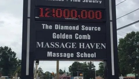 Toms River Jewelry Store Sign Mocks Route 166