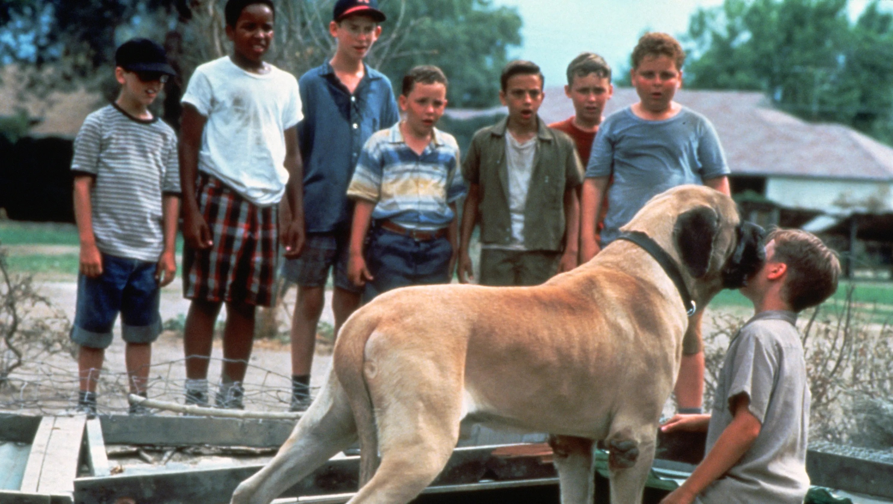 The Sandlot At 20 Diamonds Are Forever