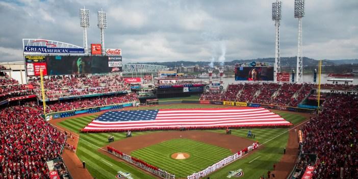 Estadios de la MLB