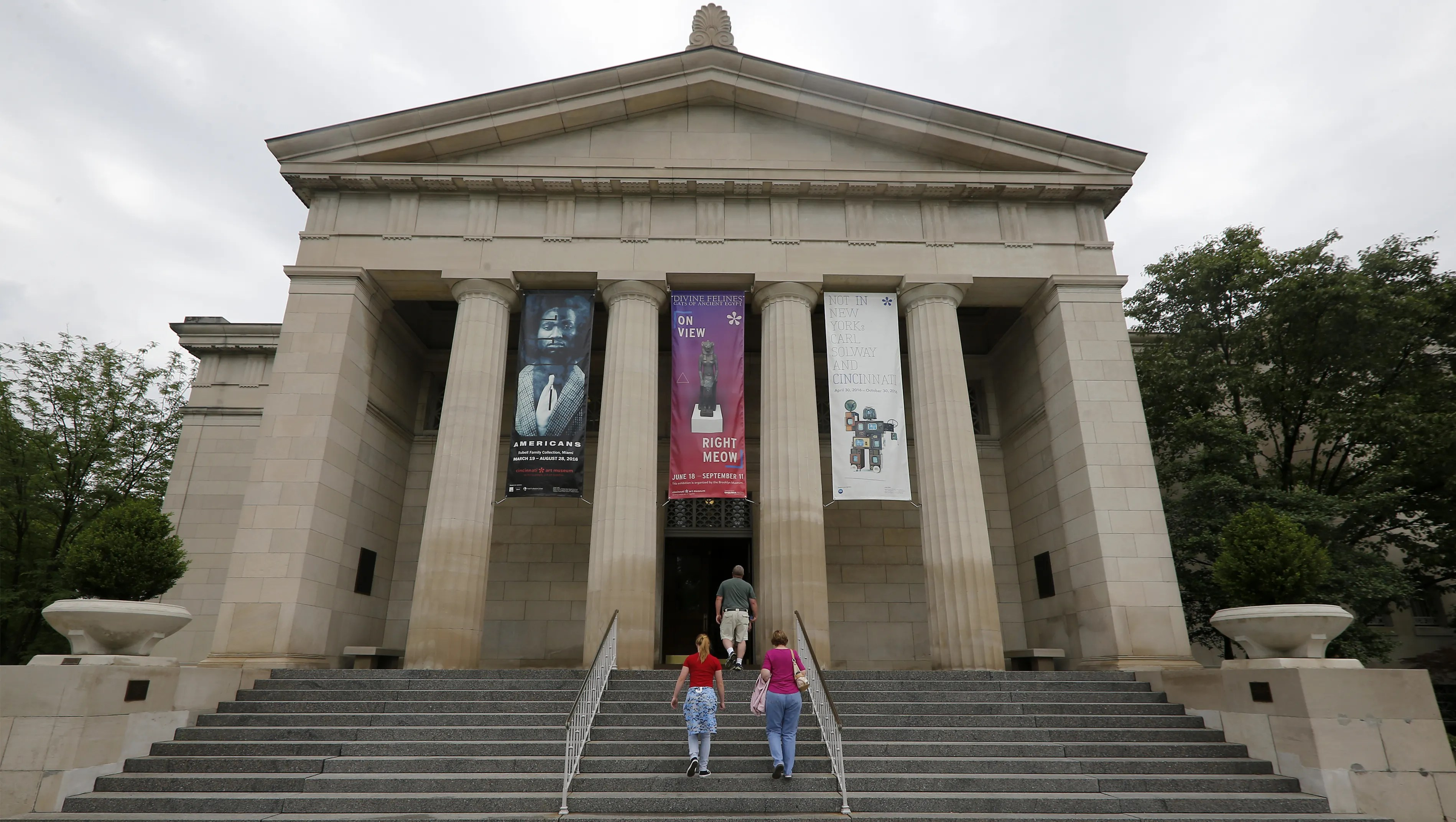 Cincinnati Art Museum Receives Grant Renovate East