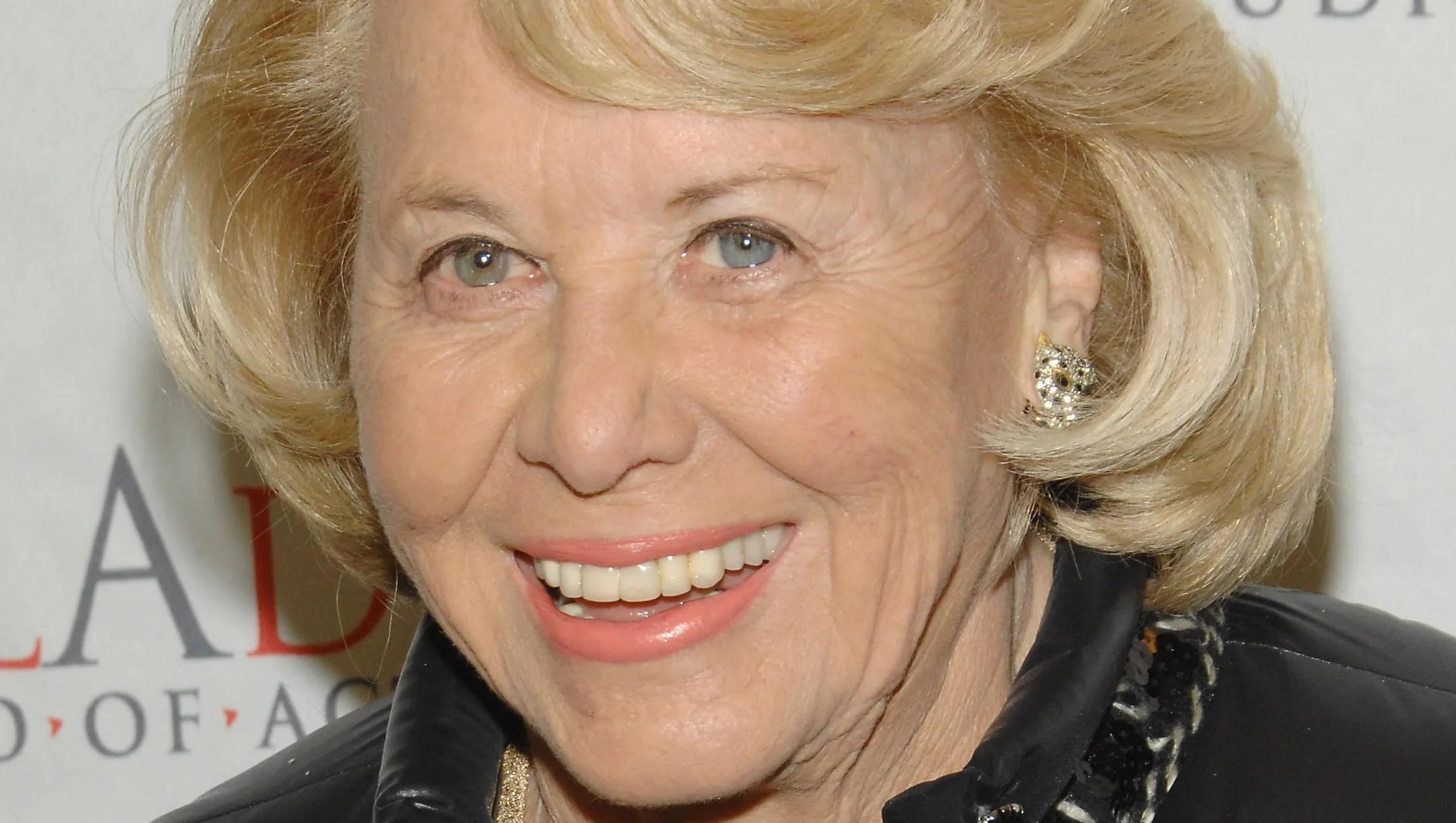 Liz Smith. legendary celebrity gossip columnist. dies at 94