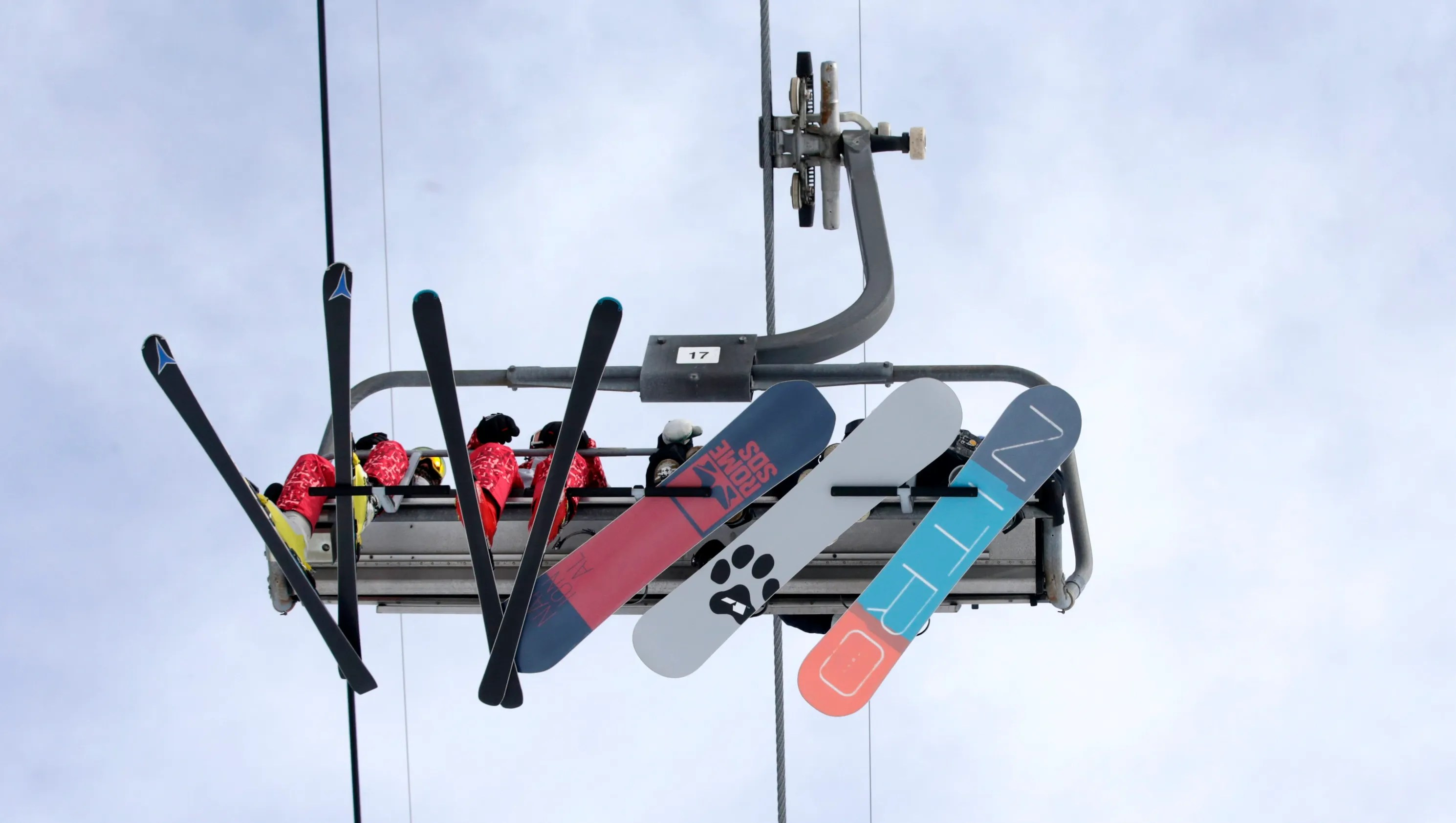 ski chair lift malfunction staples best ergonomic malfunctions sends riders flying at eastern