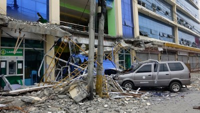 Deadly earthquake hits Philippines