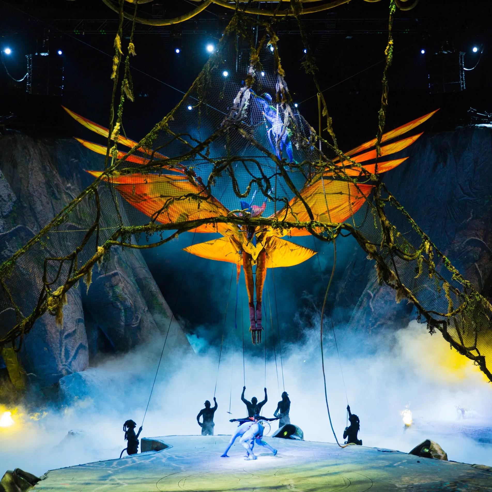 Cirque Du Soleil Cancels Multiple Shows In N C