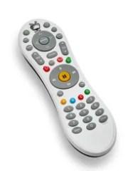 TiVo's remote