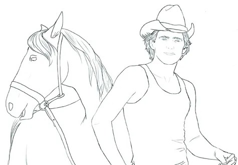'Color Me Swoon': Adults get a celebrity coloring book