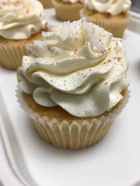 Cupcakes Recipe Coquito