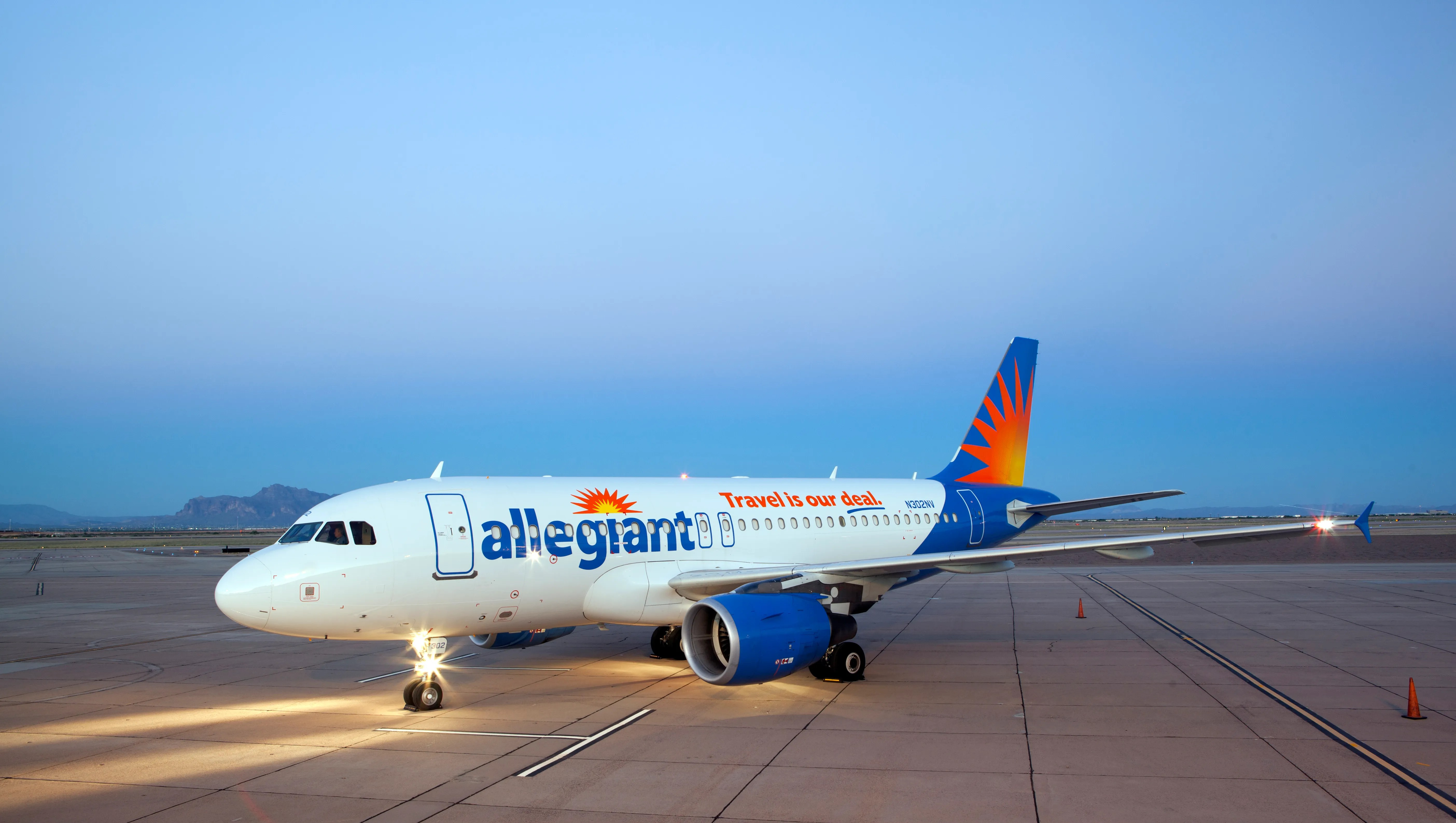 How To Fly Allegiant From Evansville Owensboro To Orlando
