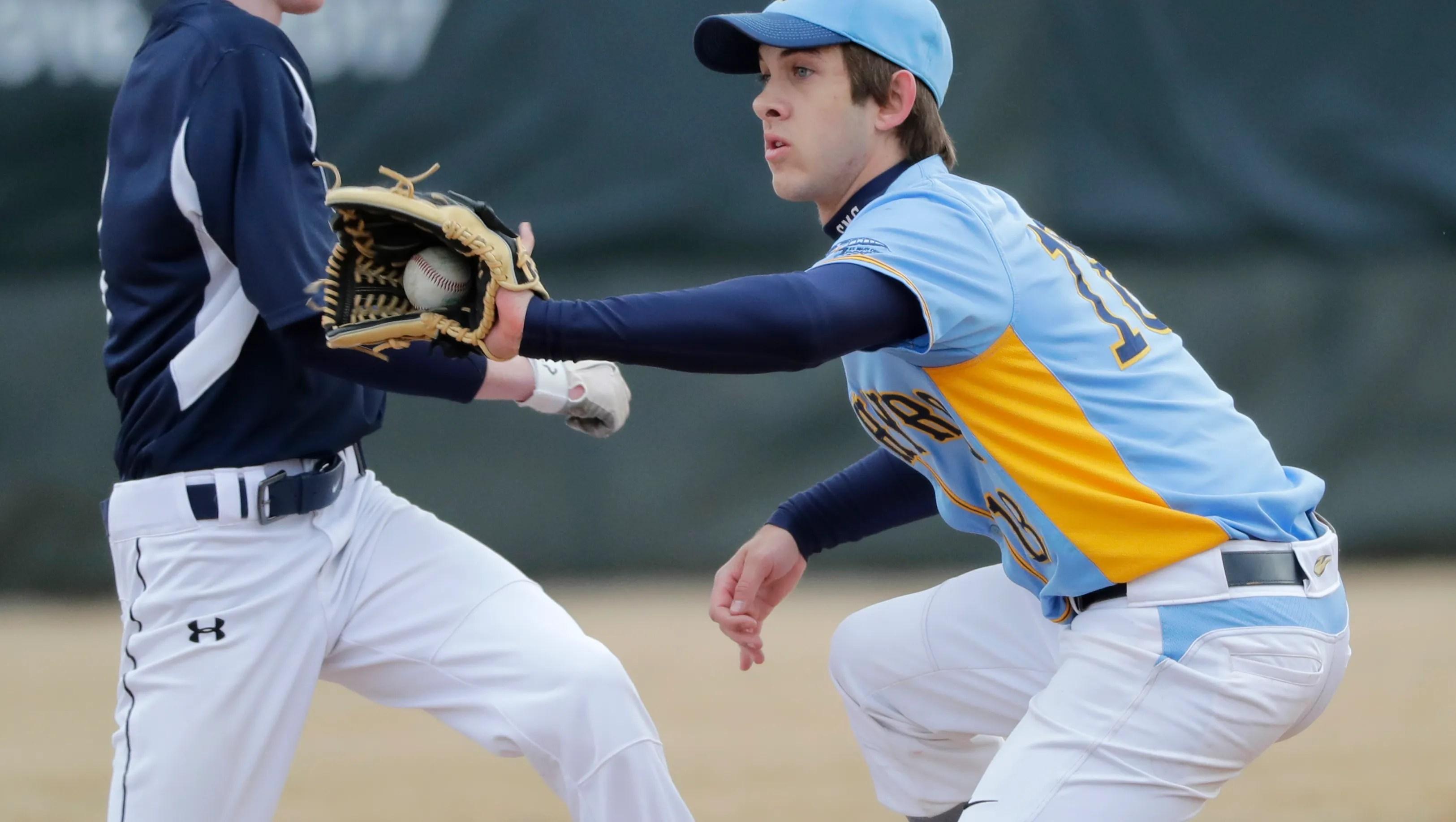 Wiaa Baseball St. Mary Catholic Riding Win Streak State Tournament