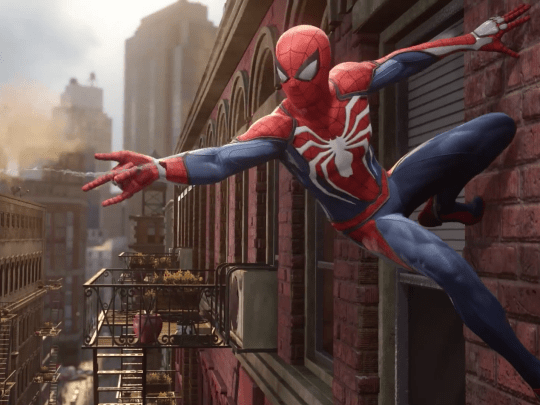 Feel like a superhero with Sony and Marvel's Spider-Man