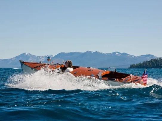 Lake Tahoe Exploring Big Blue