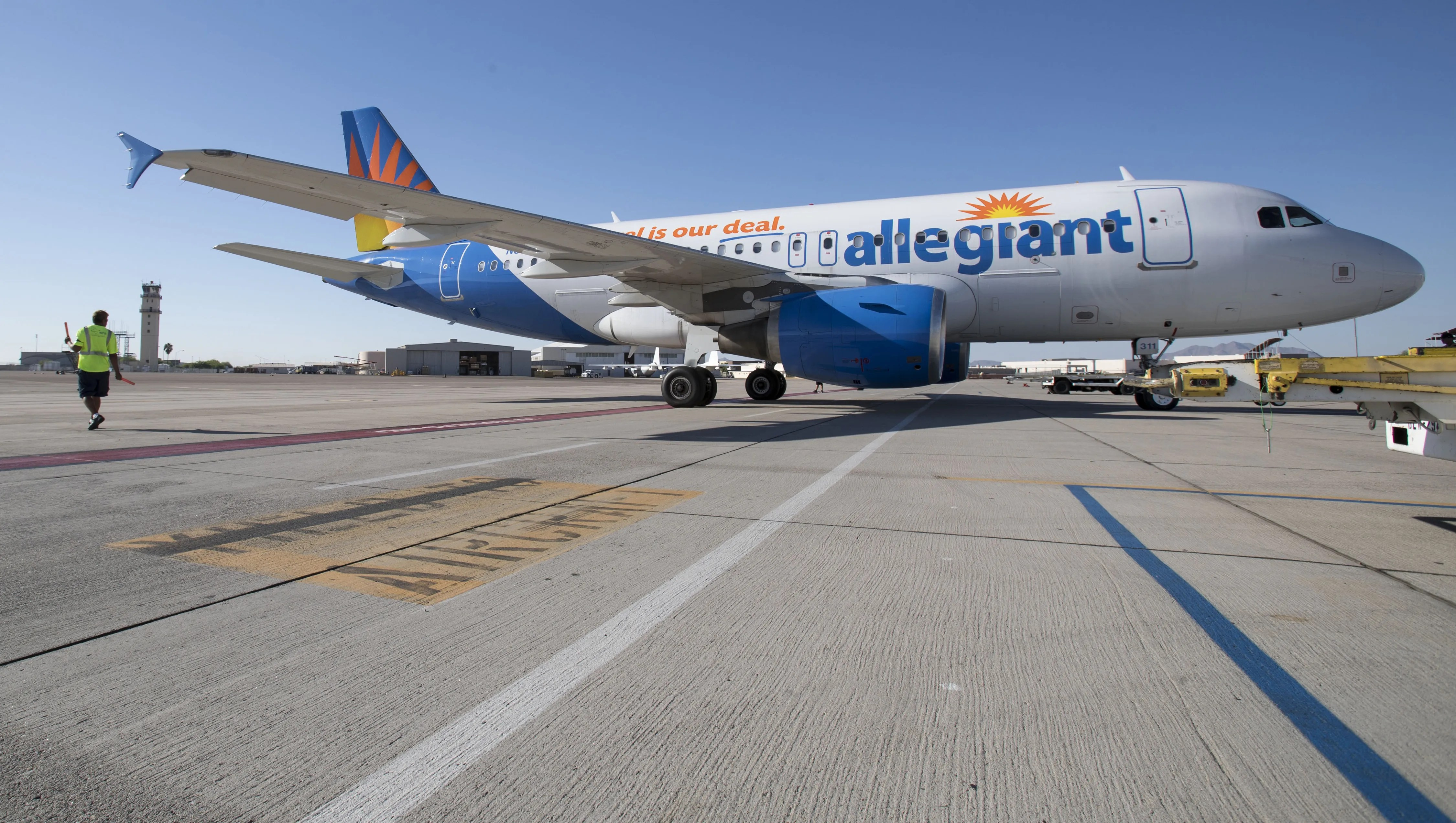 Allegiant adds new flights to Montana Colorado from