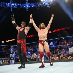 Steel Chair In Wrestling King Sugar Land Glenn Jacobs Talks Playing Kane Wwe Video Games Knox County Aka Left Celebrates With Daniel Bryan During A Event