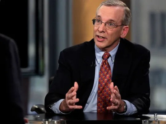 New York Federal Reserve President William Dudley