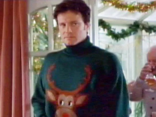 Ugly Christmas Sweaters Rock Holiday Movies