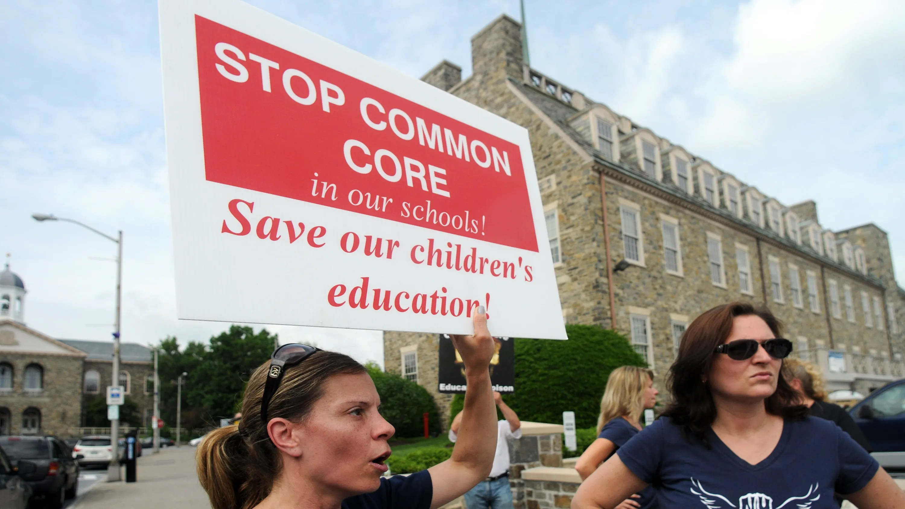 Videos King Meets With Journal Common Core Move