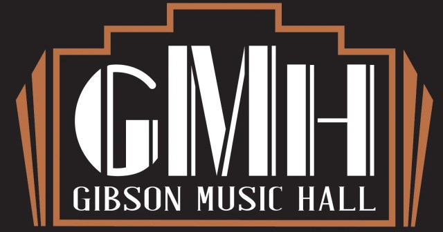 Image result for gibson music hall logo