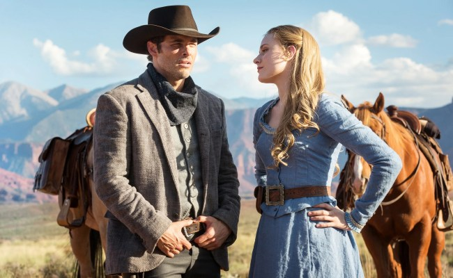 Hbo S Westworld Wraps Big Ideas In Sexy Violent Package