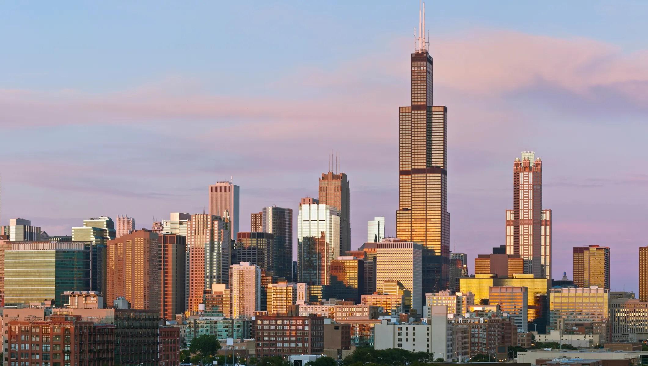 Chicago' Iconic Willis Tower