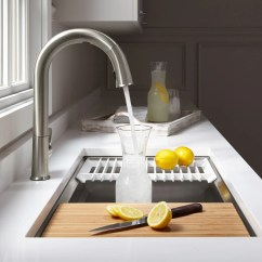 Kitchen Faucet Filter Storage Ideas Plumber Basic Options For Filters