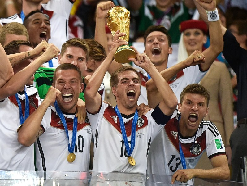 Image result for germany world cup win