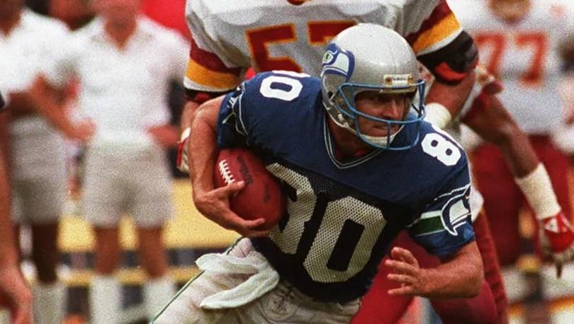 Seahawks Great Steve Largent Nicknamed 'star Wars