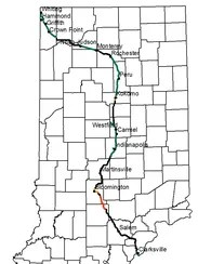 Never too old for a 275-mile bike ride across Indiana