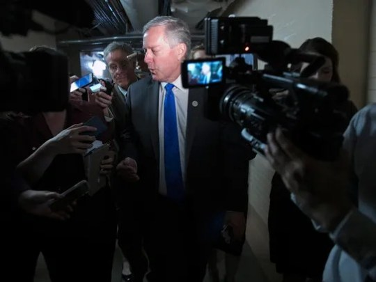 Don't expect Rep. Mark Meadows, R-N.C., and the House Freedom Caucus that he leads, to just roll over for any bipartisan agreement the Senate can reach on immigration.