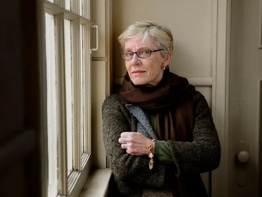 In this April 20, 2011 photo, Patty Duke poses for