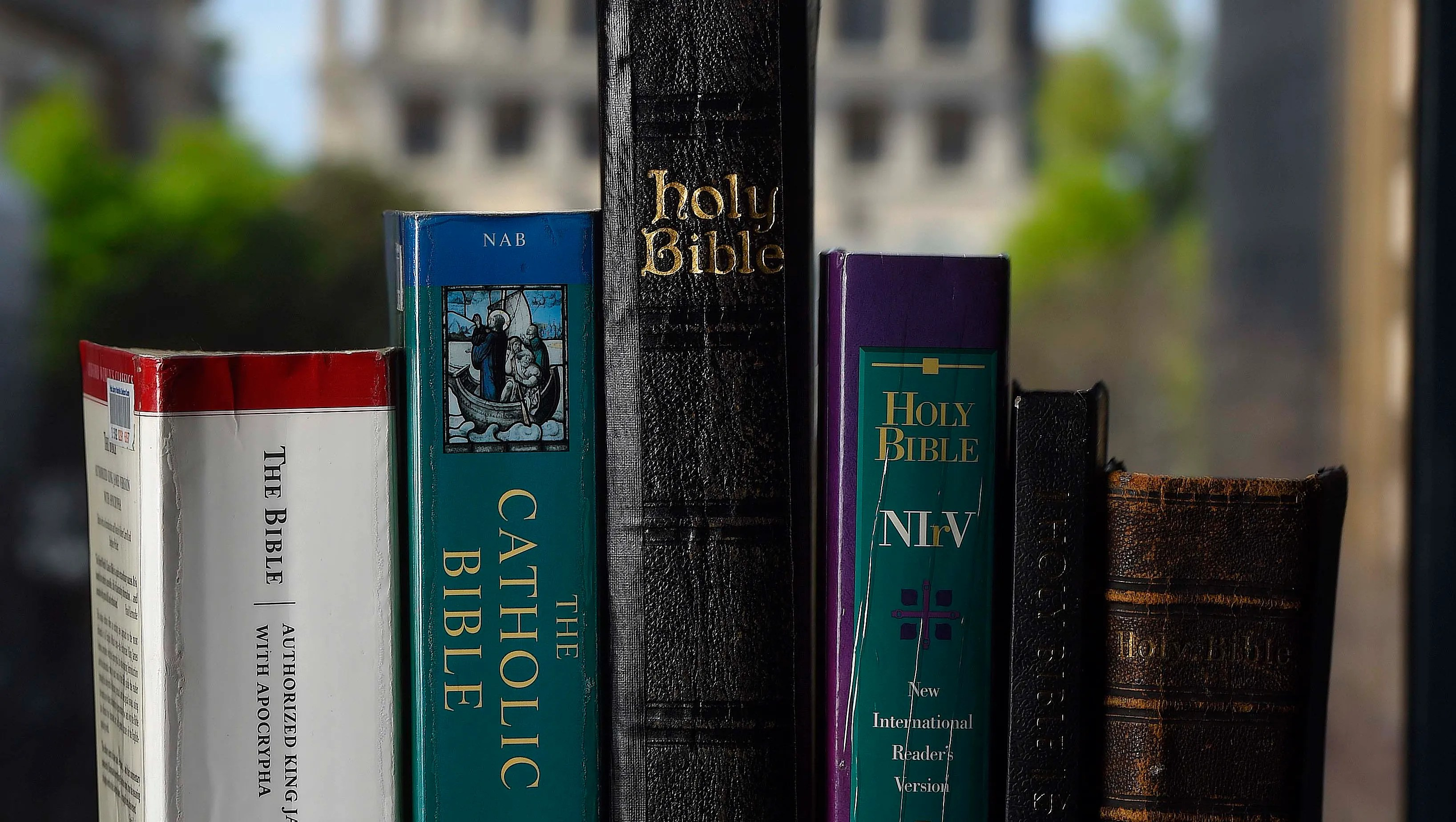It's back. Resolution to make the Bible Tennessee's official state book joins slate of religion legislation