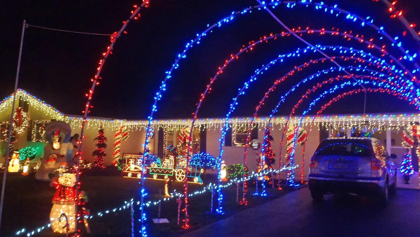 2017 Christmas Display Light