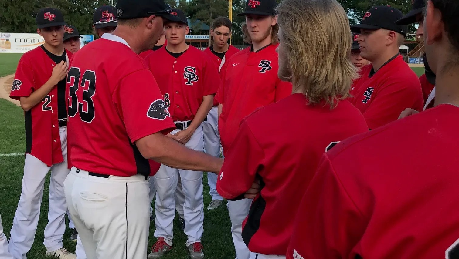 Spash Falls Step Short Of State Baseball Tournament