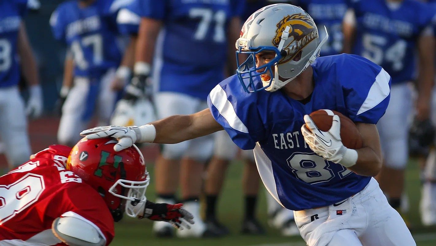 East V West One Last Cincinnati Prep Football Game