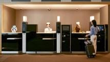 Check Japan' Robot Hotel