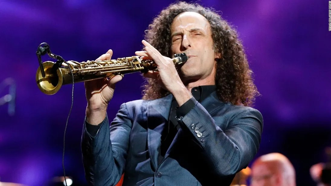 Kenny G Has Hits And Holidays Covered