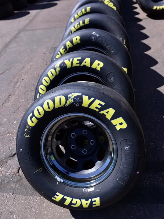 Is There Tire Tampering In NASCAR