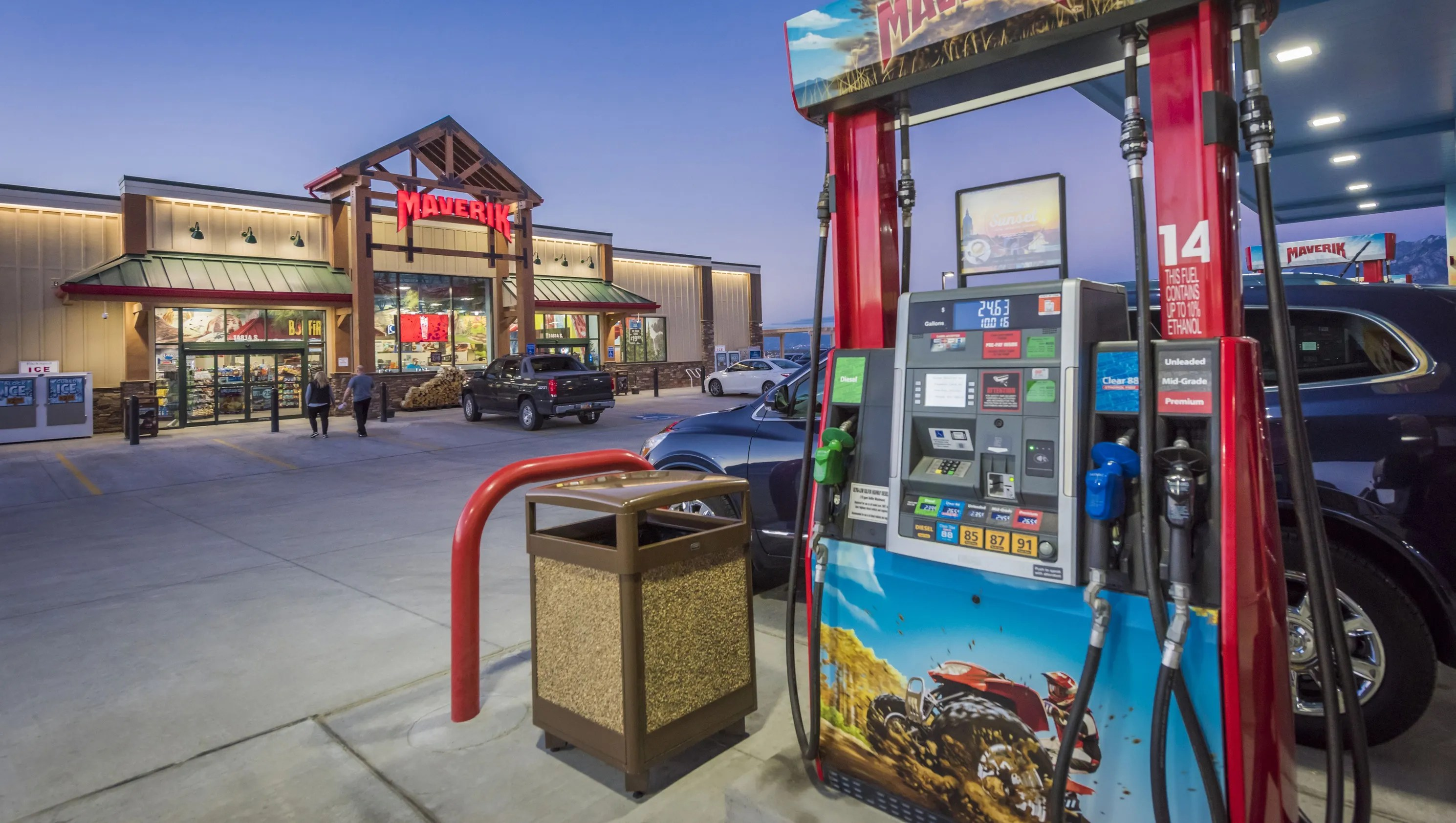 The Cleanest Gas Station Bathrooms In Every State