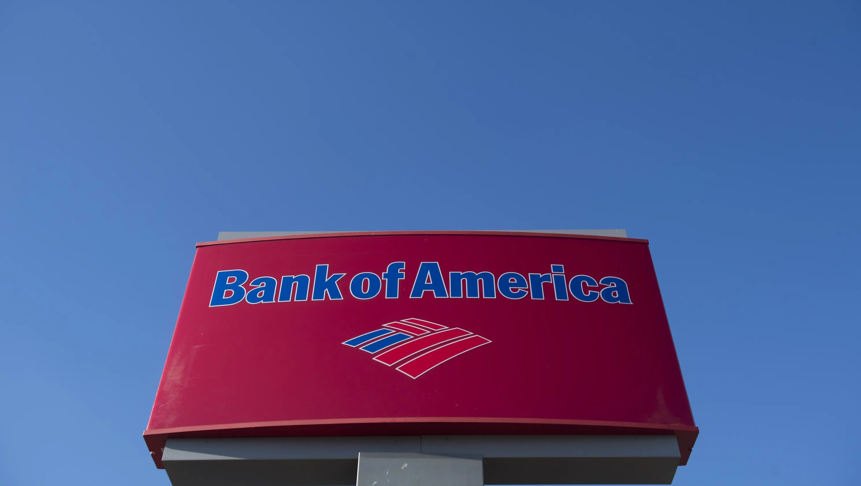 After earnings Bank of America still waiting for rates to