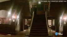 Ghostly Figure Appears Infamous 'shining' Hotel