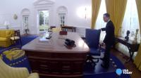Go inside the Oval Office at the Nixon Library