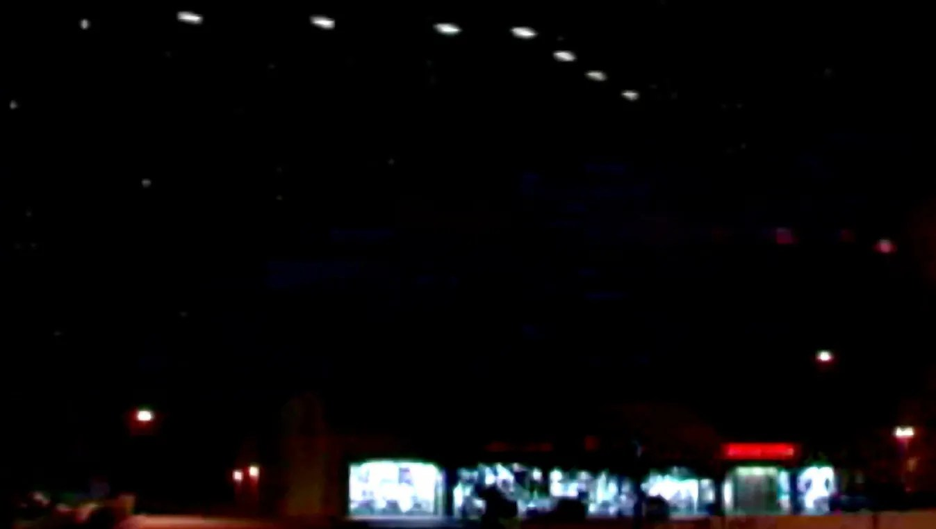 are ufos flying over arizona