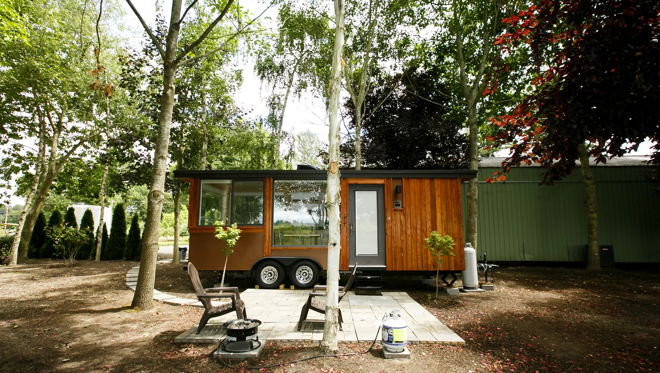 Tiny Houses Could Get A Boost From The Oregon Legislature
