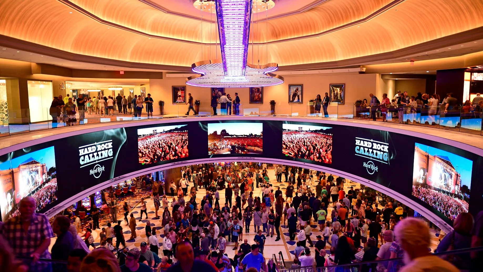 Atlantic City Revival Continues With Opening Of Hard Rock