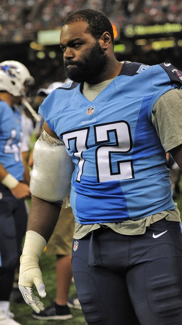 Michael Oher Sounds Off On Ray Rice