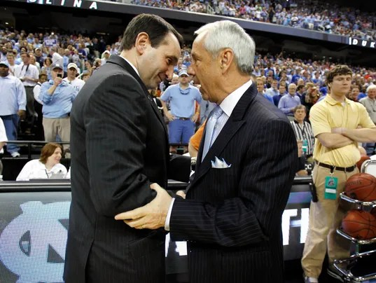 NCAA Basketball: ACC Tournament-North Carolina vs Duke