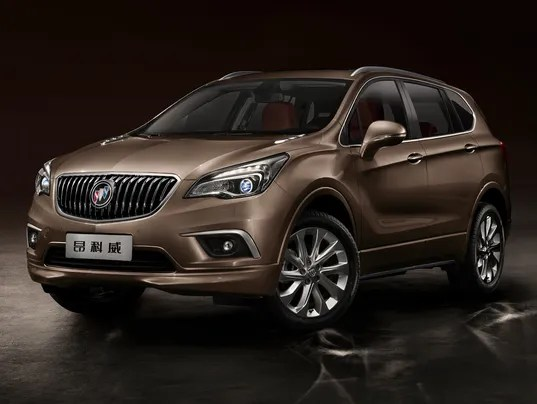 Buick Should Sell Envision Compact SUV In The US