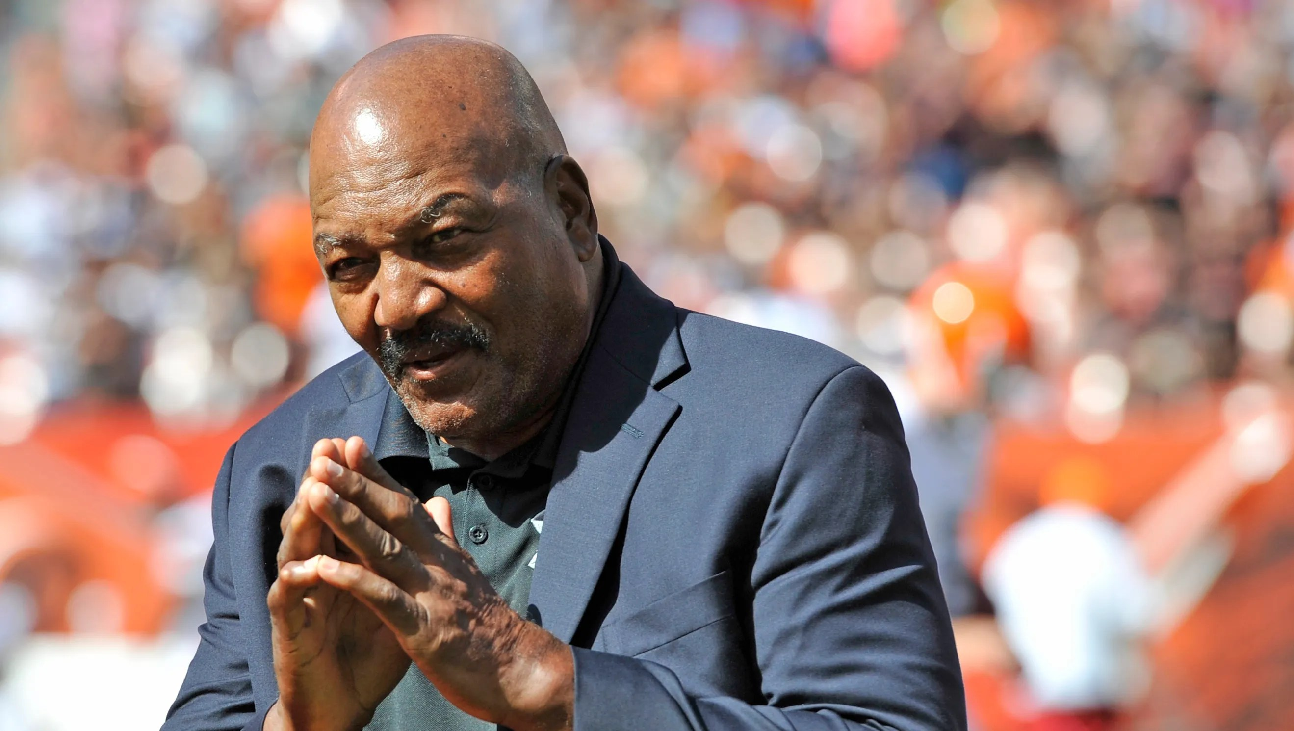 Jim Brown Supports Nfl Players But Would Not Kneel During