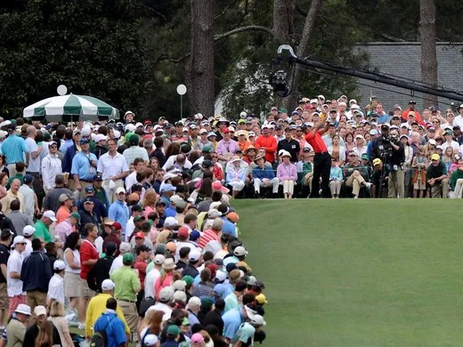Why is the Masters green jacket green