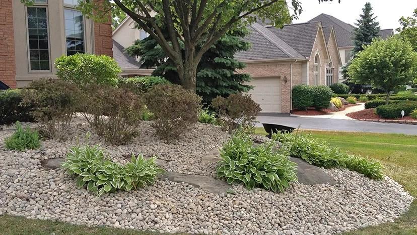's grow stone mulch